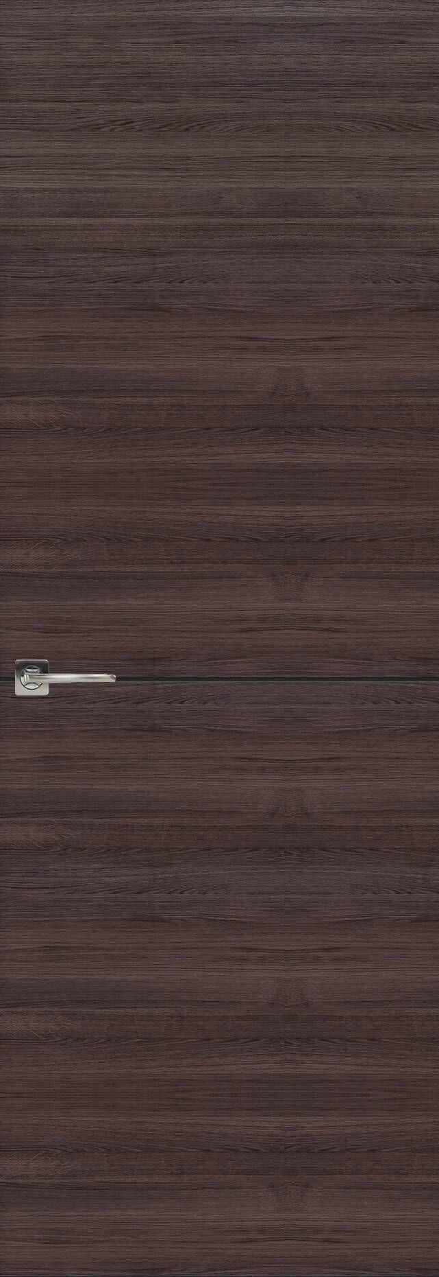 Tivoli Б-2 невидимка цвет - Венге Нуар Без стекла (ДГ)