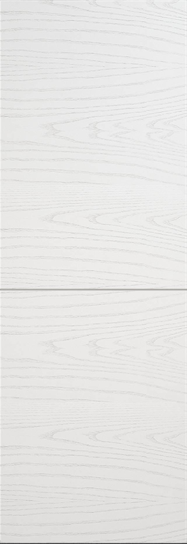 Tivoli Б-2 Invisible цвет - Ясень белая эмаль Без стекла (ДГ)