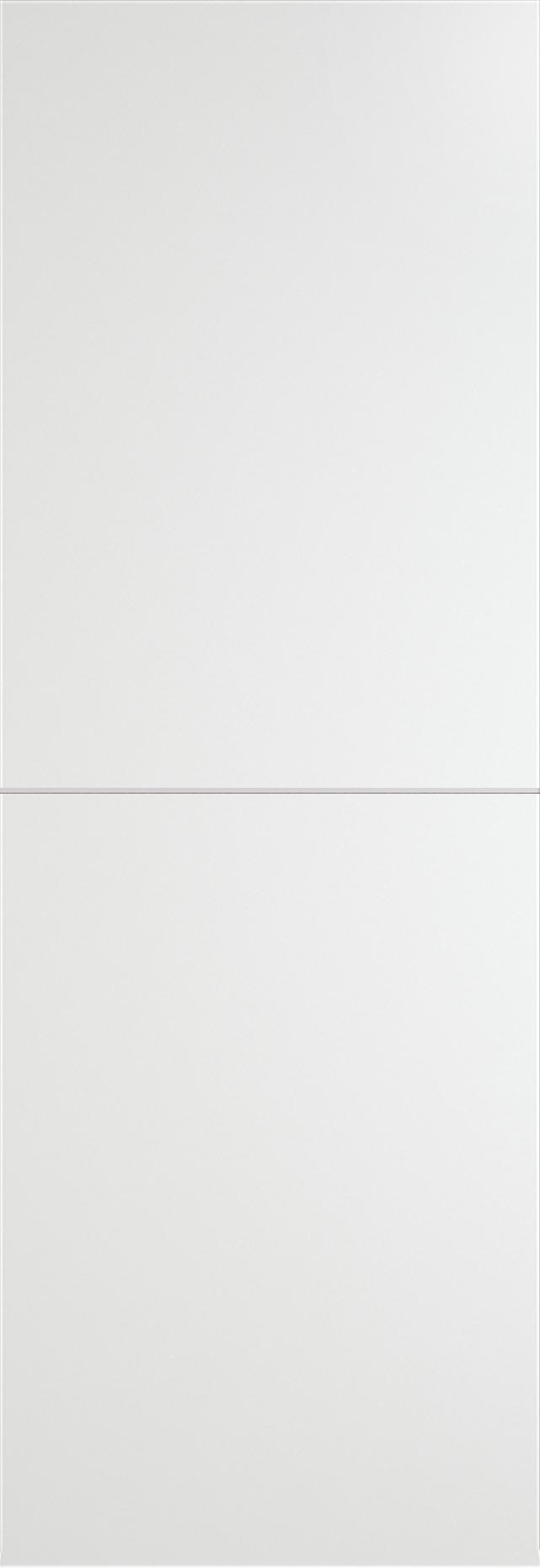 Tivoli Б-3 Invisible цвет - Белая эмаль Без стекла (ДГ)
