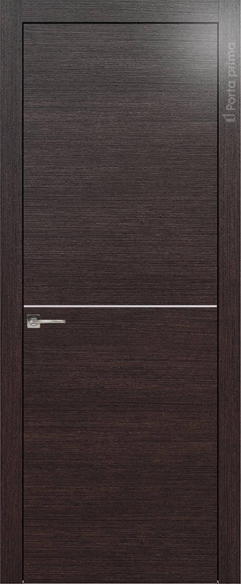 Tivoli Б-3 цвет - Венге Шоколад Без стекла (ДГ)