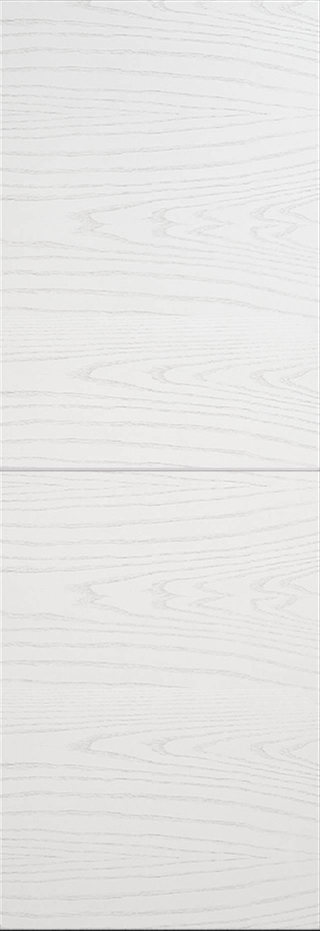 Tivoli Б-3 Invisible цвет - Ясень белая эмаль Без стекла (ДГ)