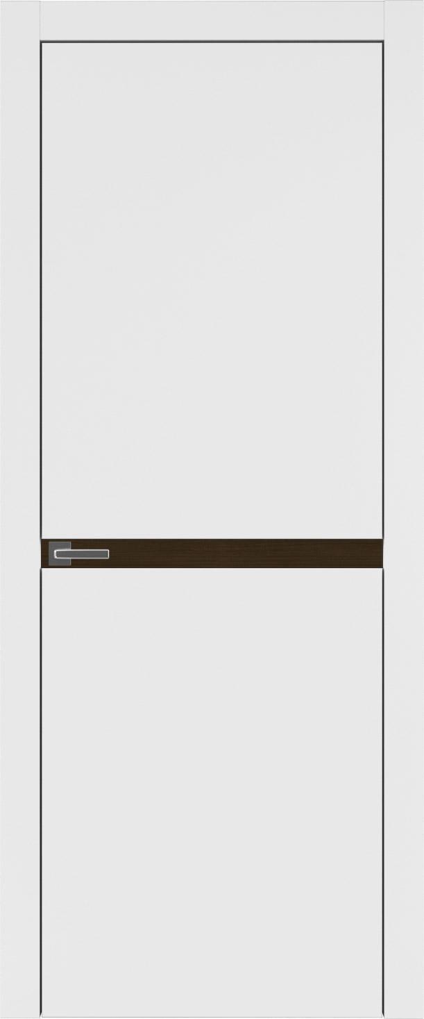 Tivoli Б-4 цвет - Белая эмаль (RAL 9003) Без стекла (ДГ)