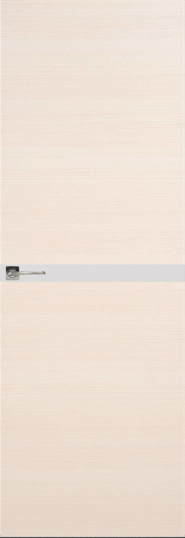 Tivoli Б-4 Невидимка цвет - Беленый дуб Без стекла (ДГ)