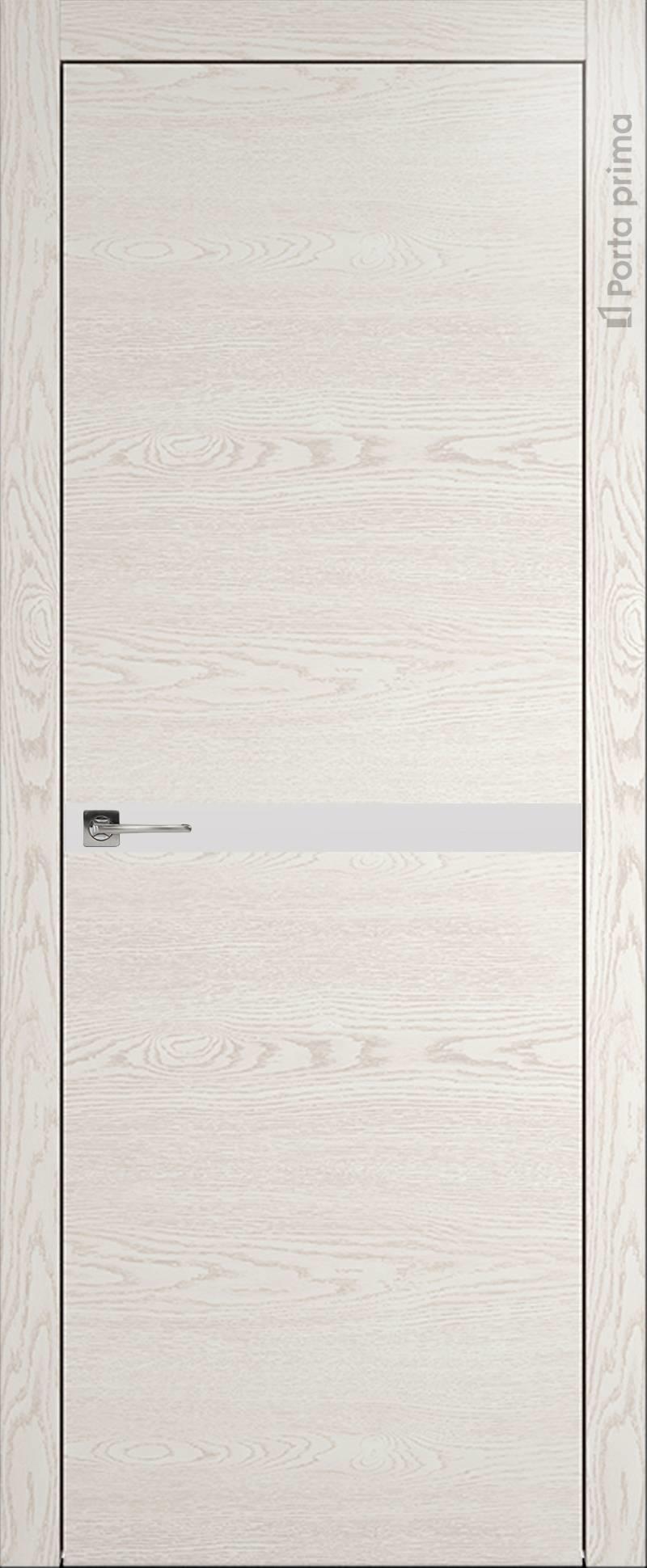 Tivoli Б-4 цвет - Белый ясень (nano-flex) Без стекла (ДГ)