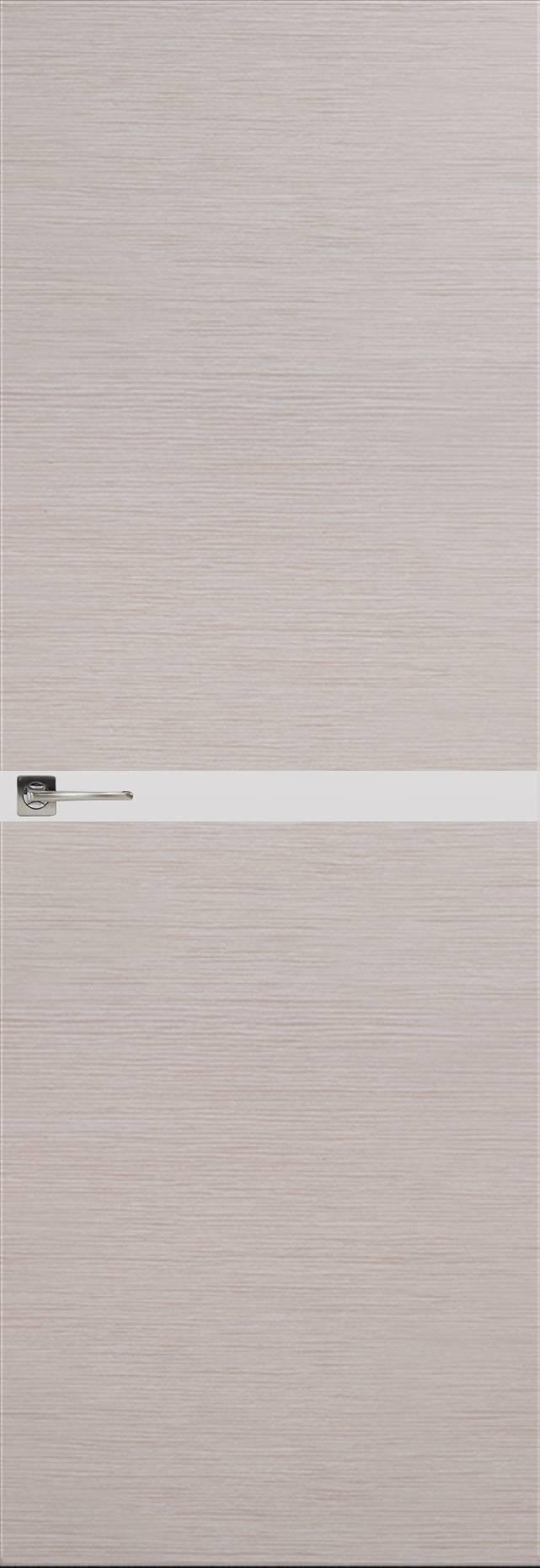 Tivoli Б-4 Невидимка цвет - Дымчатый дуб Без стекла (ДГ)