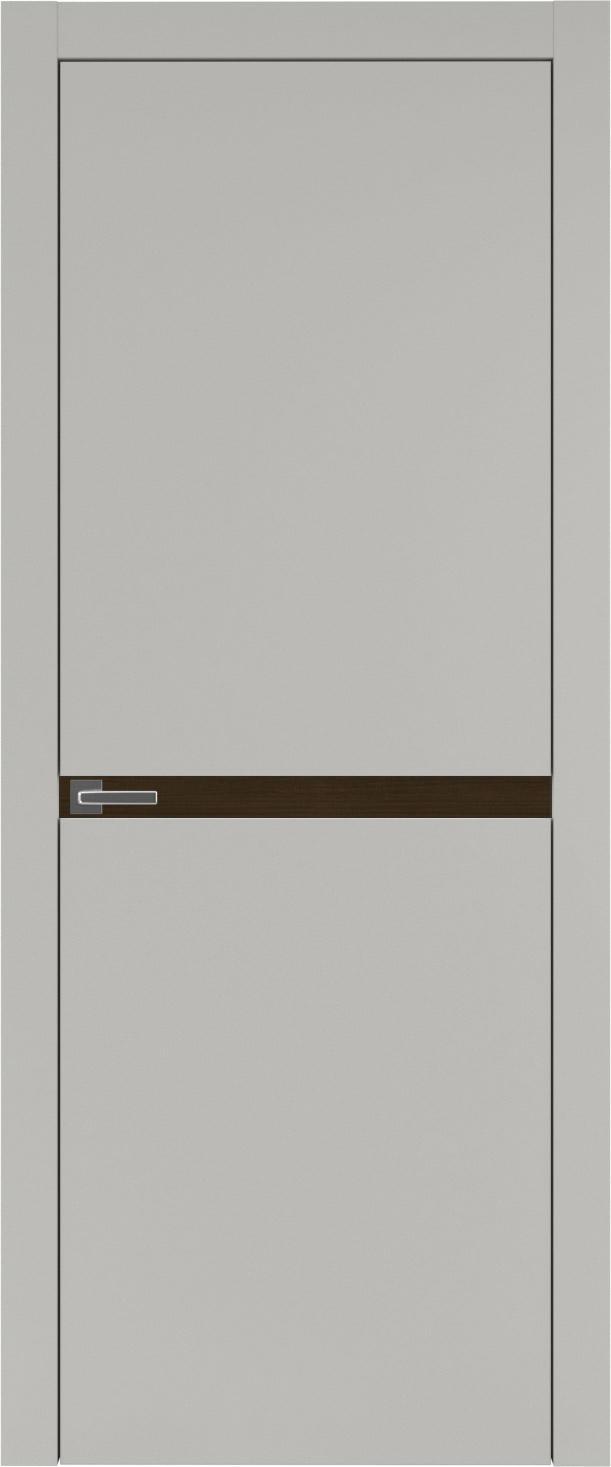Tivoli Б-4 цвет - Серая эмаль (RAL 7047) Без стекла (ДГ)
