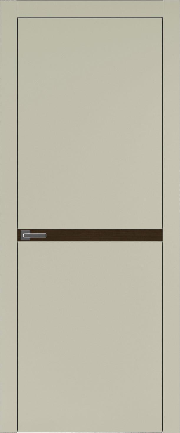 Tivoli Б-4 цвет - Серо-оливковая эмаль (RAL 7032) Без стекла (ДГ)