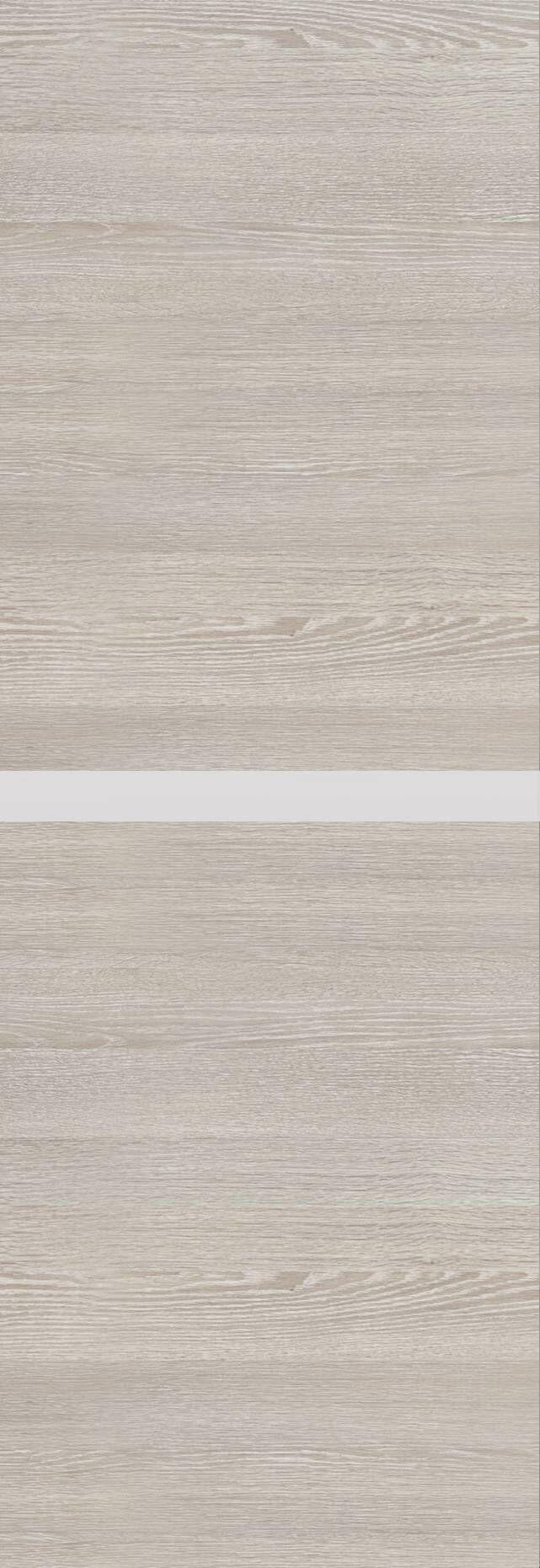 Tivoli Б-4 Invisible цвет - Серый дуб Без стекла (ДГ)