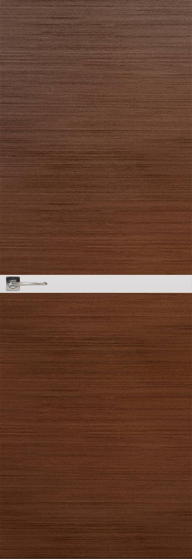 Tivoli Б-4 Невидимка цвет - Темный орех Без стекла (ДГ)
