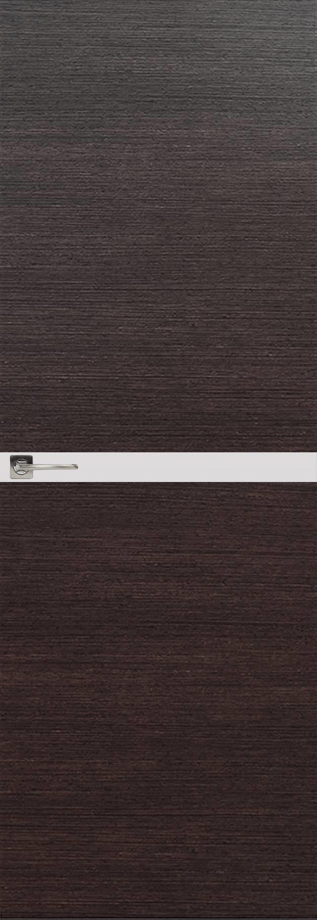 Tivoli Б-4 Невидимка цвет - Венге Шоколад Без стекла (ДГ)