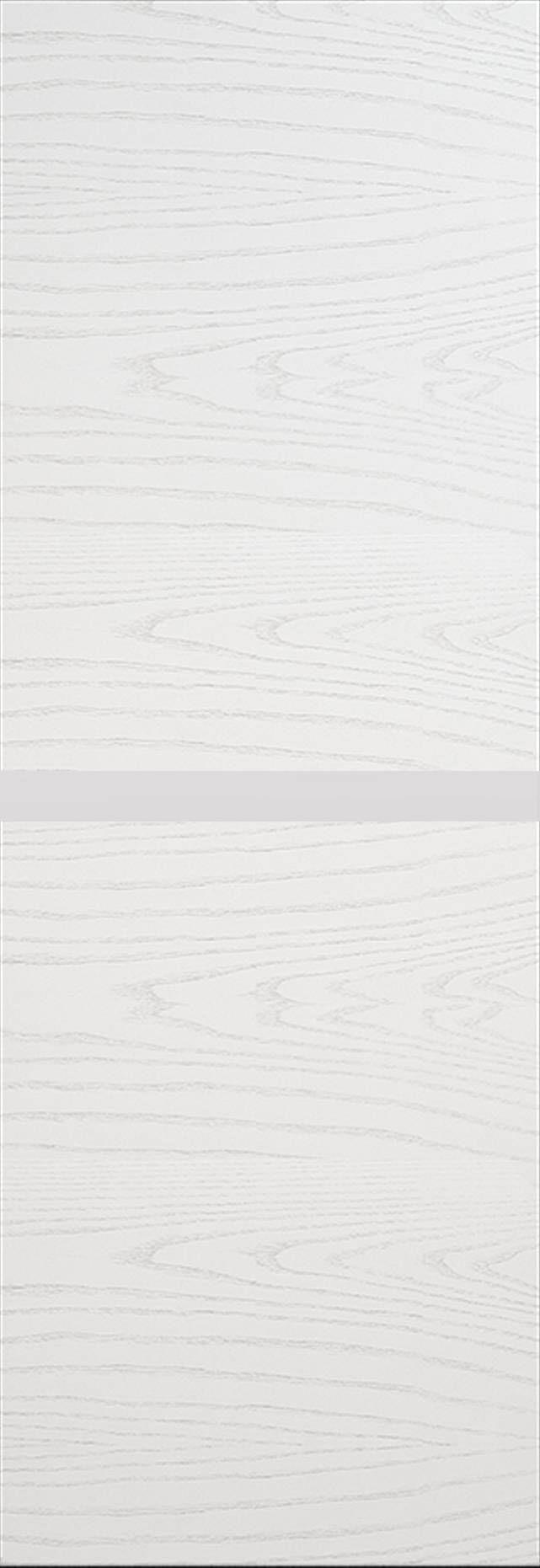 Tivoli Б-4 Invisible цвет - Ясень белая эмаль Без стекла (ДГ)