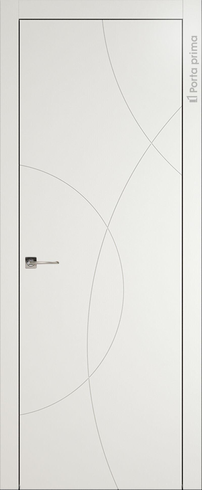 Tivoli Б-5 цвет - Бежевая эмаль (RAL 9010) Без стекла (ДГ)