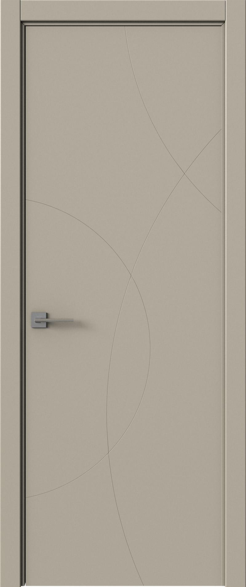 Tivoli Б-5 цвет - Серо-оливковая эмаль (RAL 7032) Без стекла (ДГ)