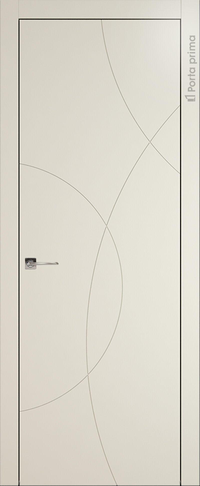 Tivoli Б-5 цвет - Жемчужная эмаль (RAL 1013) Без стекла (ДГ)