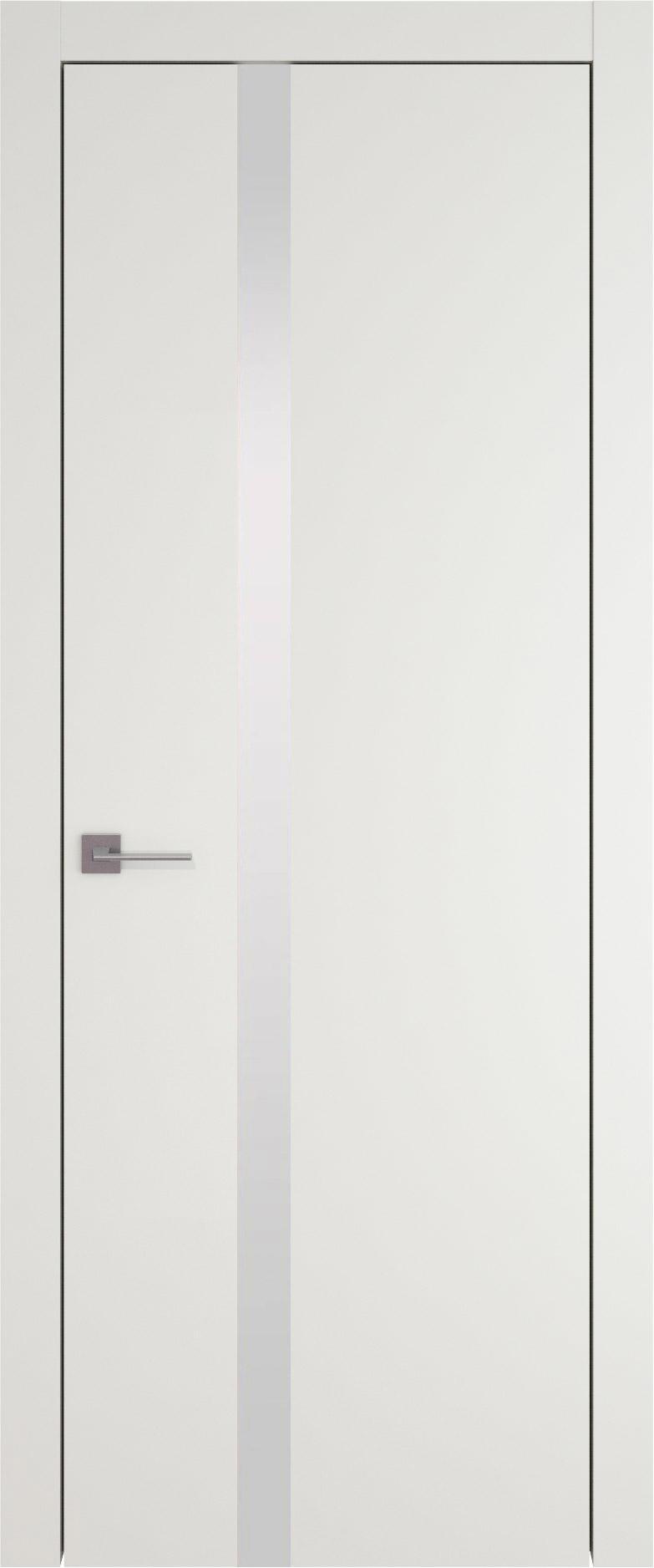 Tivoli Д-1 цвет - Бежевая эмаль (RAL 9010) Без стекла (ДГ)