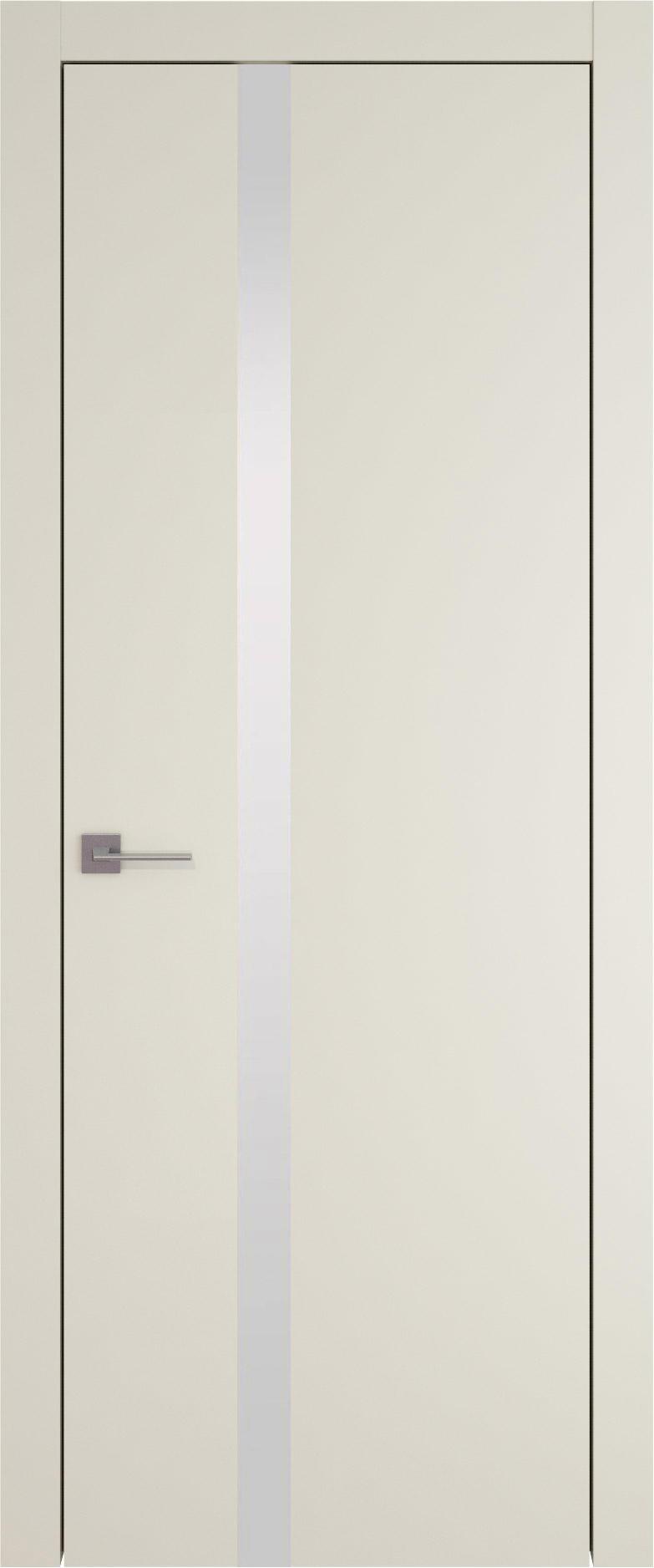 Tivoli Д-1 цвет - Жемчужная эмаль (RAL 1013) Без стекла (ДГ)