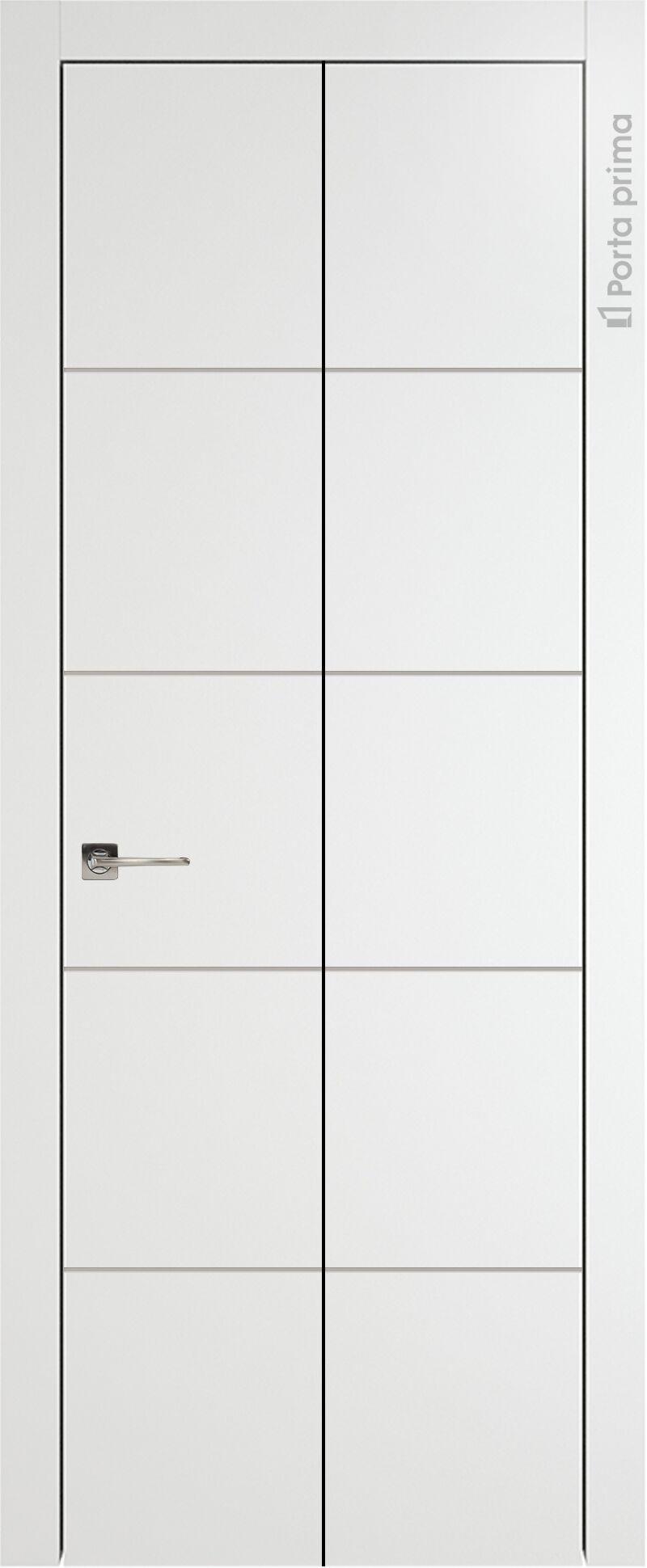 Tivoli Д-2 Книжка цвет - Белая эмаль Без стекла (ДГ)