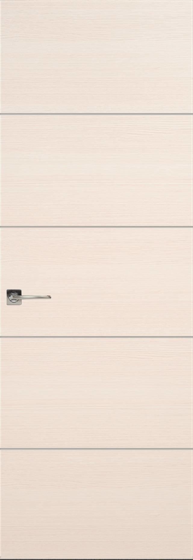 Tivoli Д-2 Invisible цвет - Беленый дуб Без стекла (ДГ)