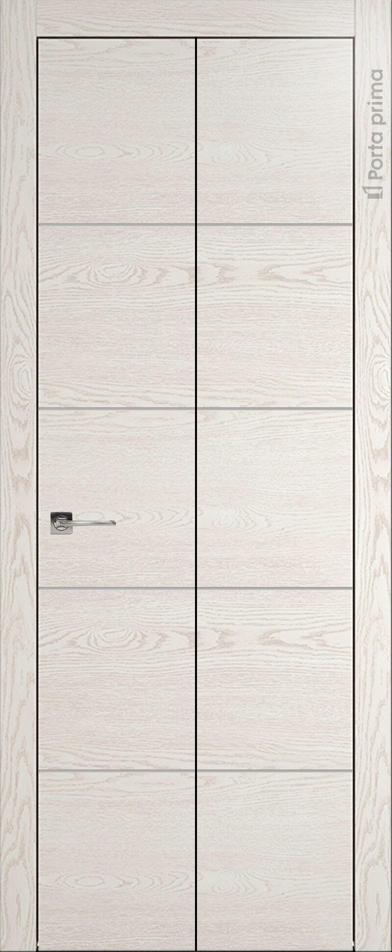 Tivoli Д-2 Книжка цвет - Белый ясень Без стекла (ДГ)