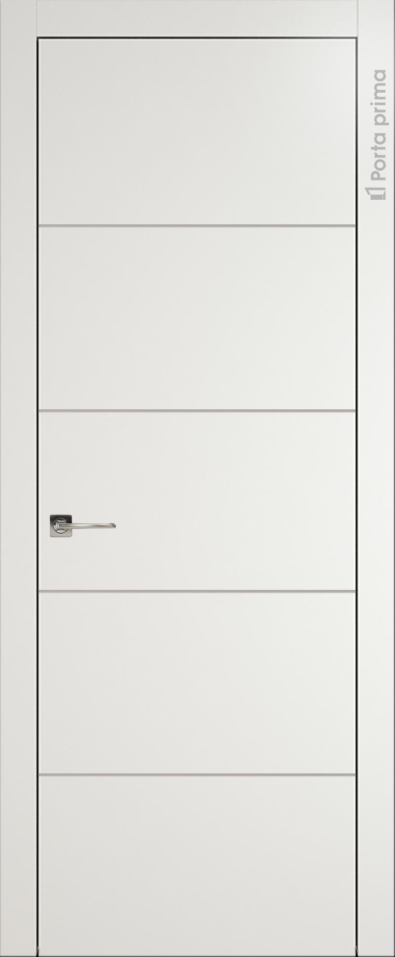 Tivoli Д-2 цвет - Бежевая эмаль (RAL 9010) Без стекла (ДГ)