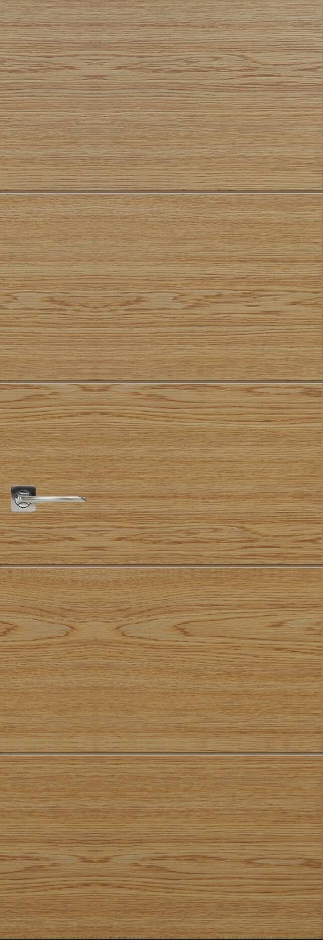 Tivoli Д-2 Invisible цвет - Дуб карамель Без стекла (ДГ)