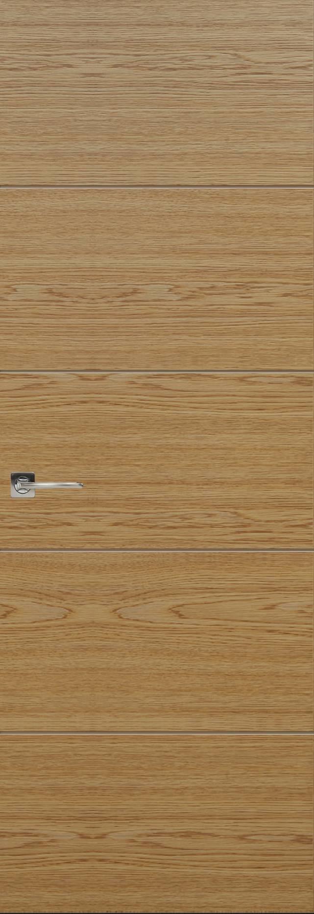 Tivoli Д-2 Невидимка цвет - Дуб карамель Без стекла (ДГ)