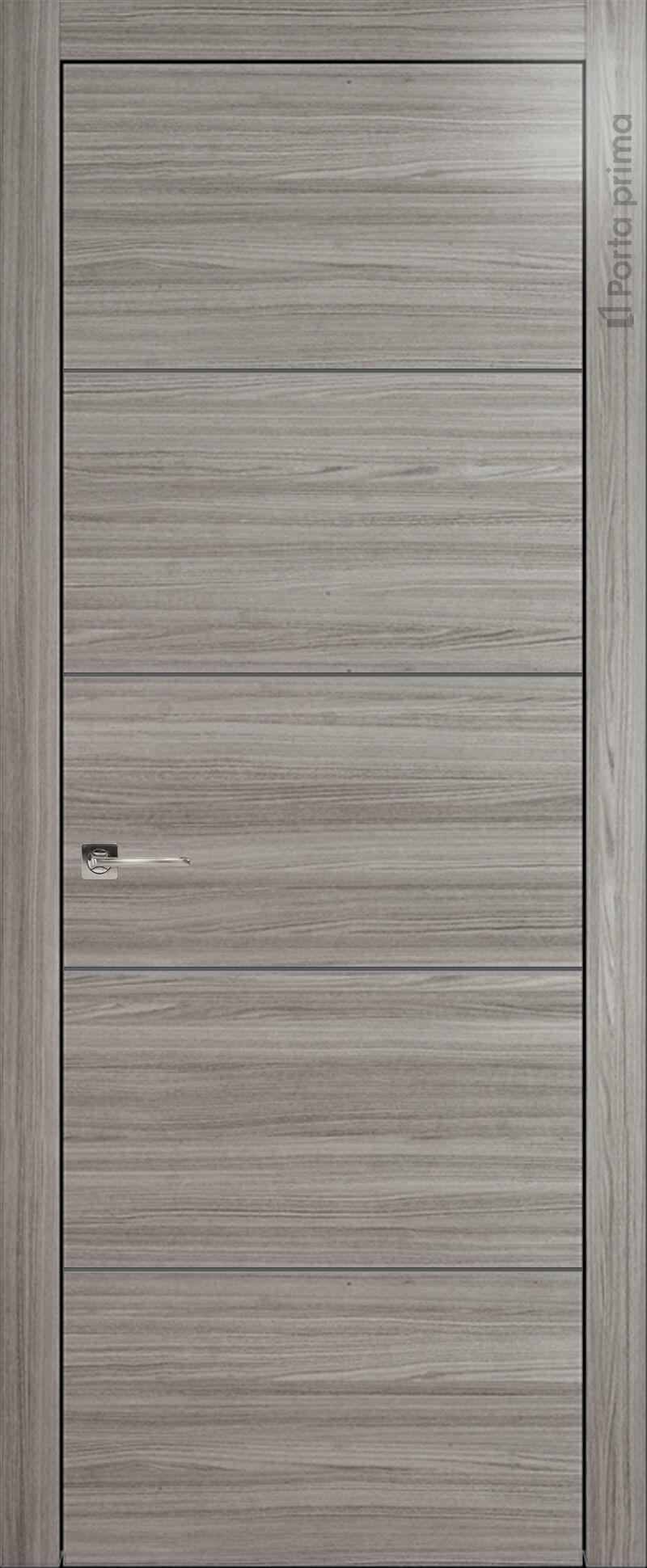 Tivoli Д-2 цвет - Орех пепельный Без стекла (ДГ)