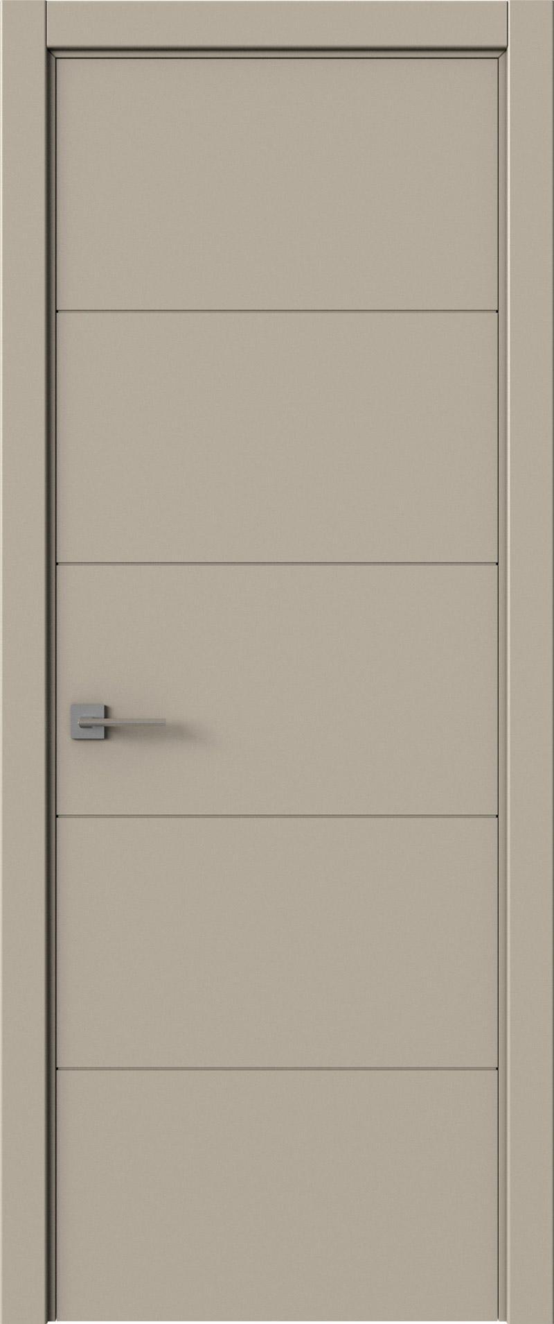 Tivoli Д-2 цвет - Серо-оливковая эмаль (RAL 7032) Без стекла (ДГ)