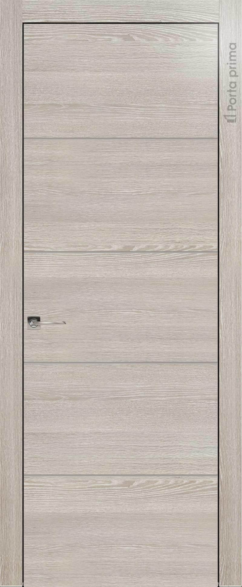 Tivoli Д-2 цвет - Серый дуб Без стекла (ДГ)