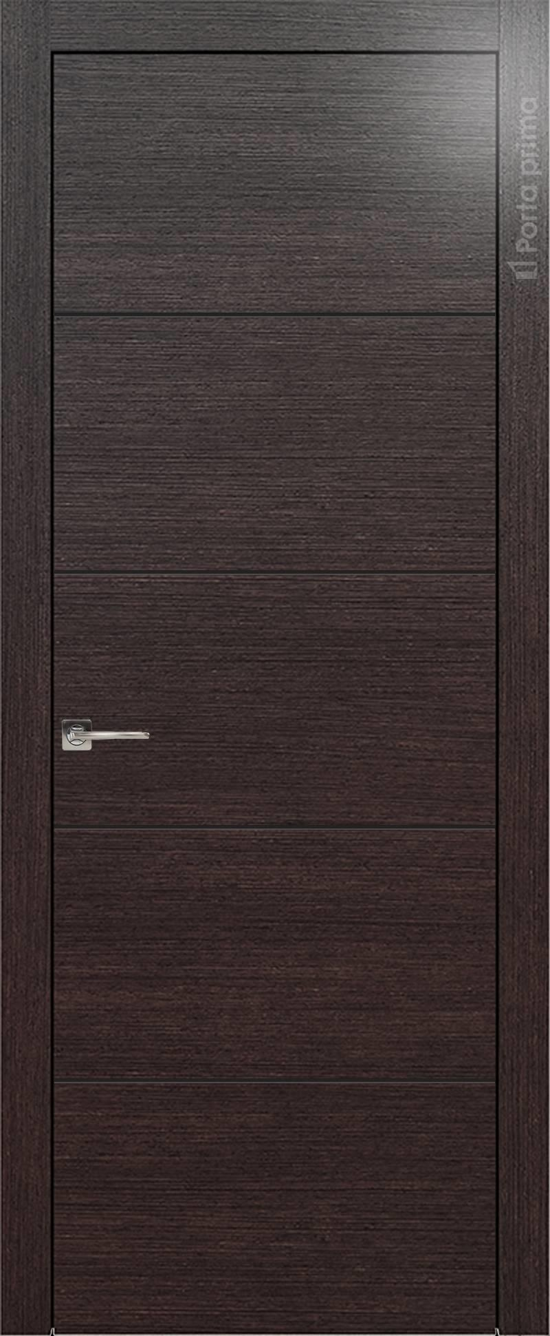 Tivoli Д-2 цвет - Венге Шоколад Без стекла (ДГ)