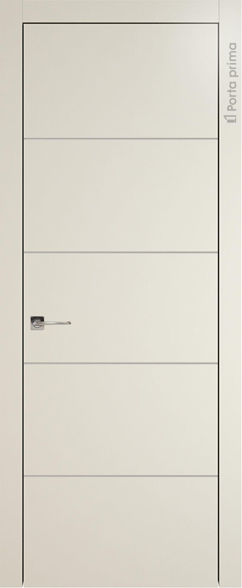 Tivoli Д-2 цвет - Жемчужная эмаль (RAL 1013) Без стекла (ДГ)