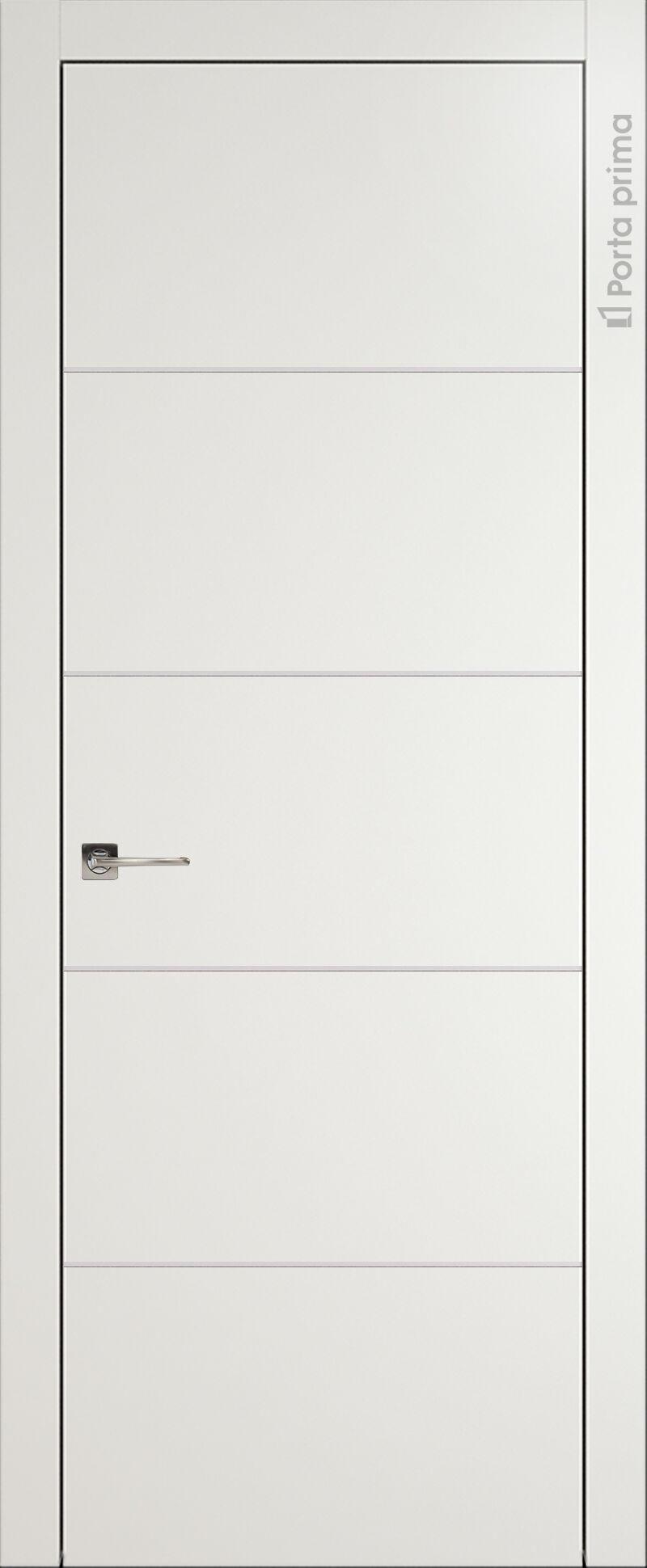 Tivoli Д-3 цвет - Бежевая эмаль (RAL 9010) Без стекла (ДГ)
