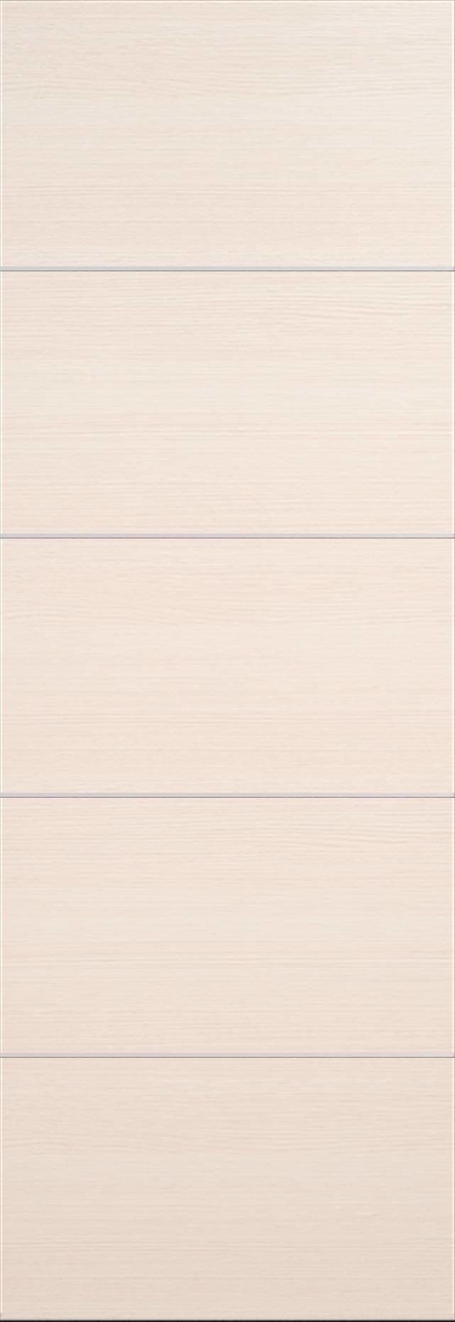 Tivoli Д-3 Invisible цвет - Беленый дуб Без стекла (ДГ)