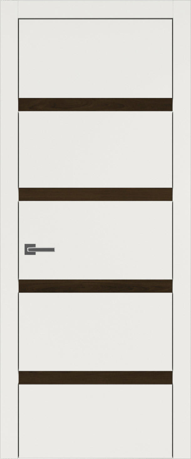 Tivoli Д-4 цвет - Бежевая эмаль (RAL 9010) Без стекла (ДГ)