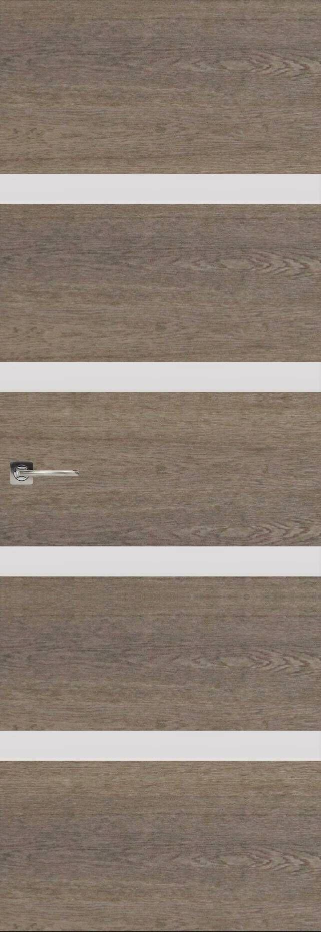 Tivoli Д-4 Невидимка цвет - Дуб антик Без стекла (ДГ)