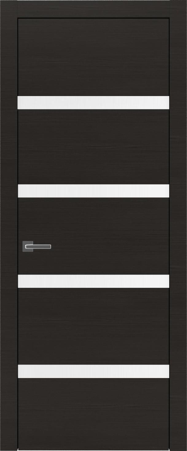 Tivoli Д-4 цвет - Дуб графит Без стекла (ДГ)