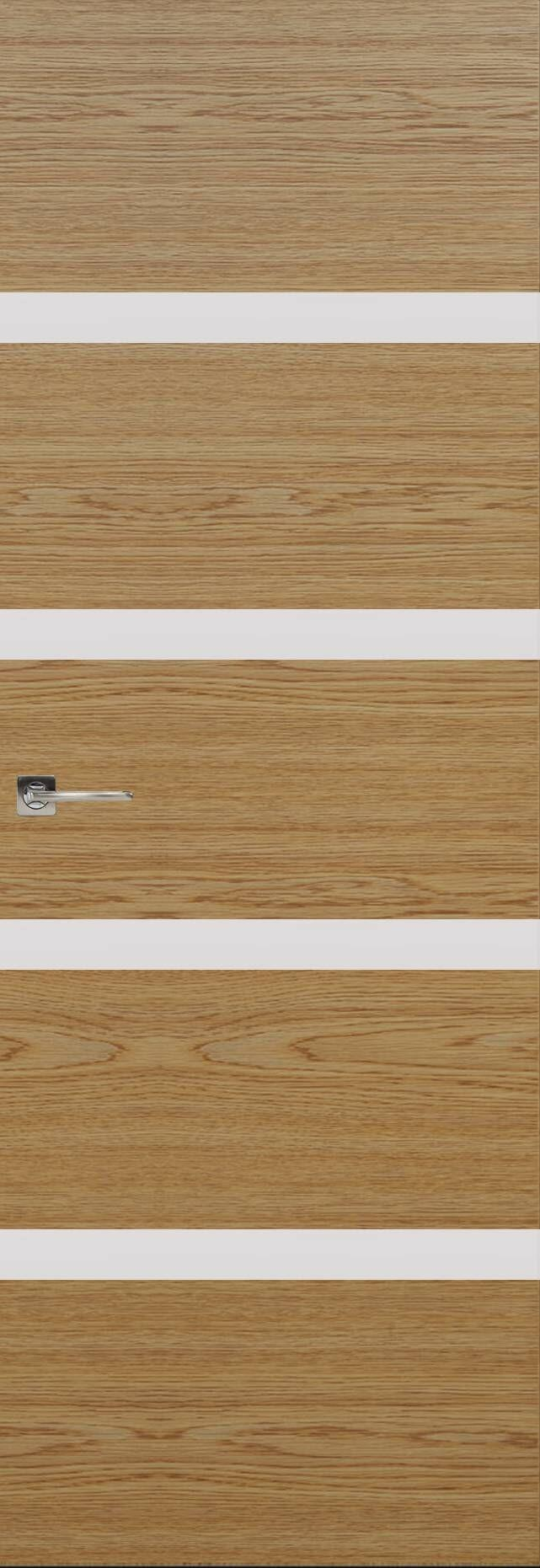 Tivoli Д-4 Невидимка цвет - Дуб карамель Без стекла (ДГ)