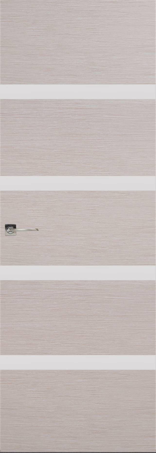 Tivoli Д-4 Невидимка цвет - Дымчатый дуб Без стекла (ДГ)