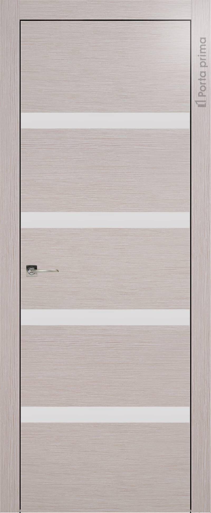Tivoli Д-4 цвет - Дымчатый дуб Без стекла (ДГ)