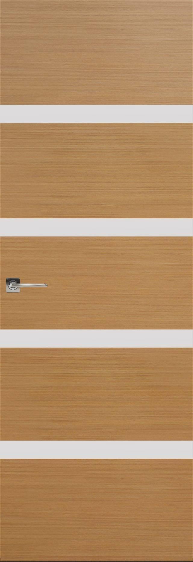 Tivoli Д-4 Невидимка цвет - Миланский орех Без стекла (ДГ)