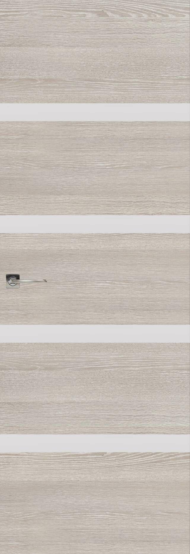 Tivoli Д-4 Invisible цвет - Серый дуб Без стекла (ДГ)
