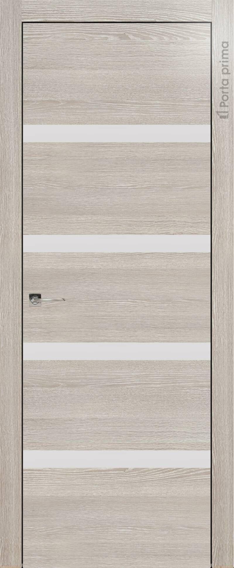 Tivoli Д-4 цвет - Серый дуб Без стекла (ДГ)