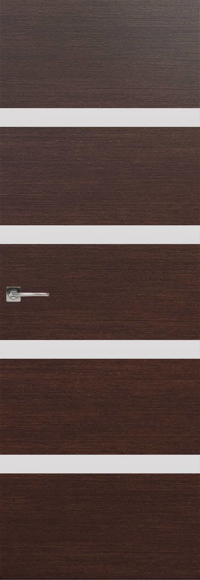 Tivoli Д-4 Invisible цвет - Венге Без стекла (ДГ)