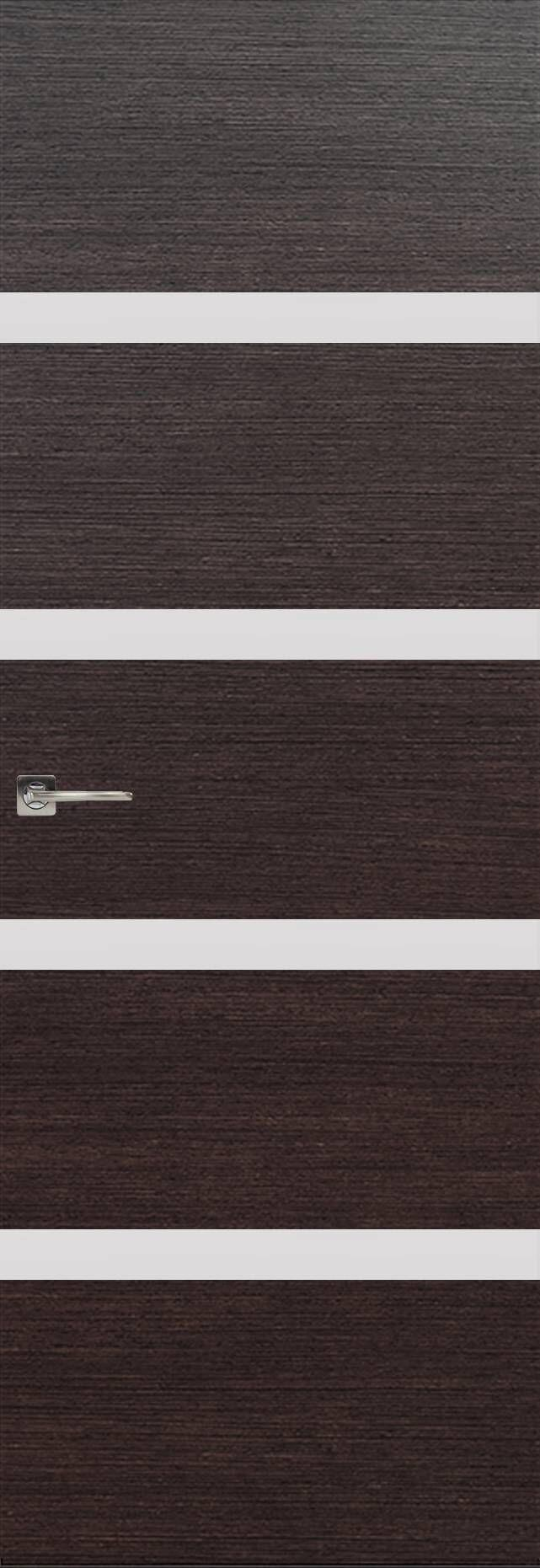 Tivoli Д-4 Invisible цвет - Венге Шоколад Без стекла (ДГ)