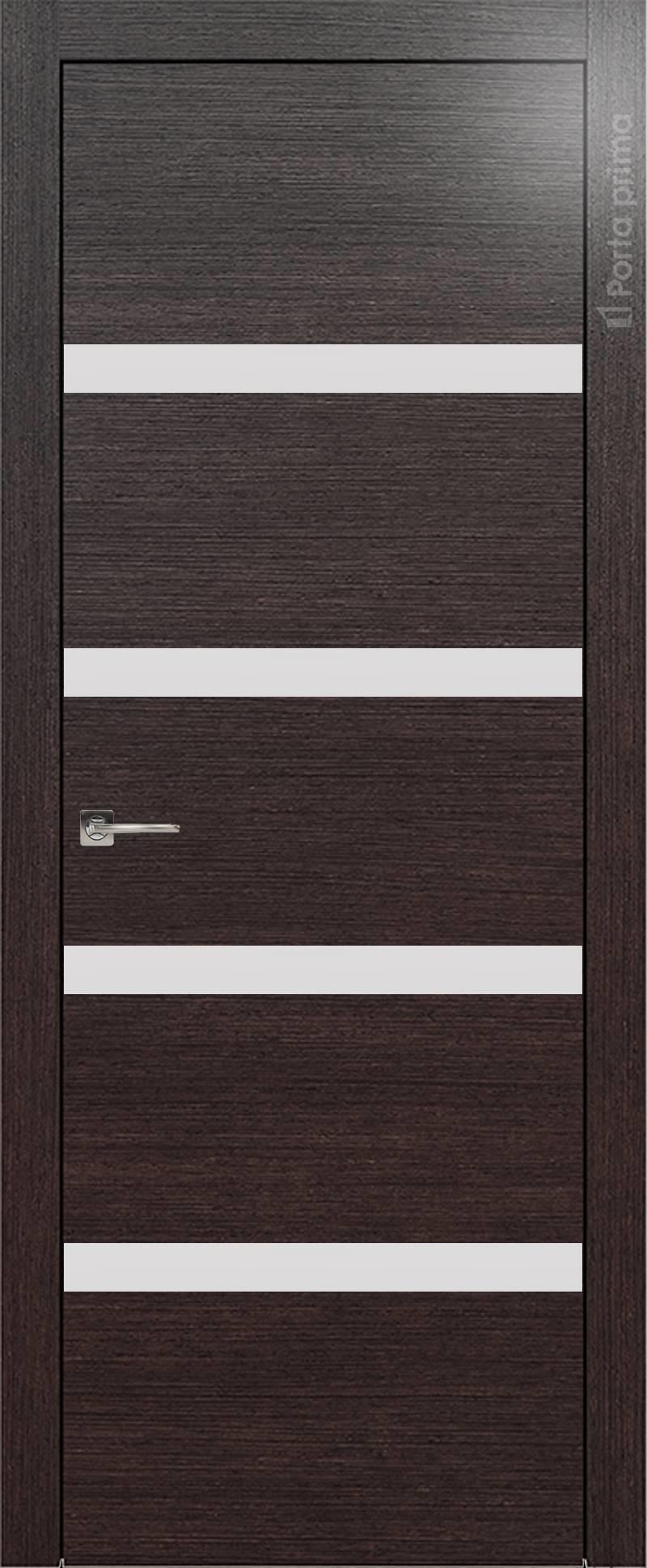 Tivoli Д-4 цвет - Венге Шоколад Без стекла (ДГ)