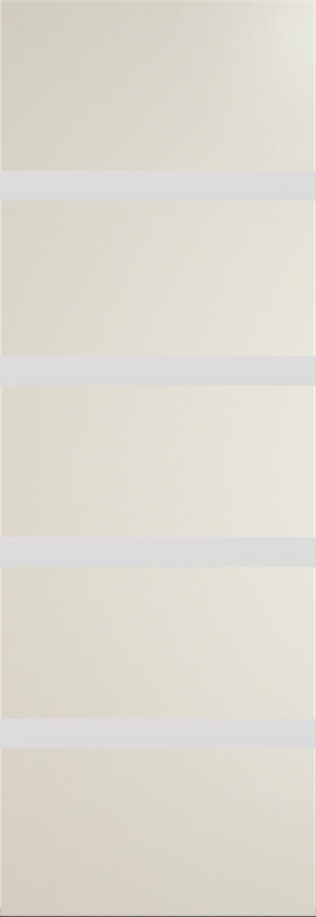 Tivoli Д-4 Invisible цвет - Жемчужная эмаль Без стекла (ДГ)