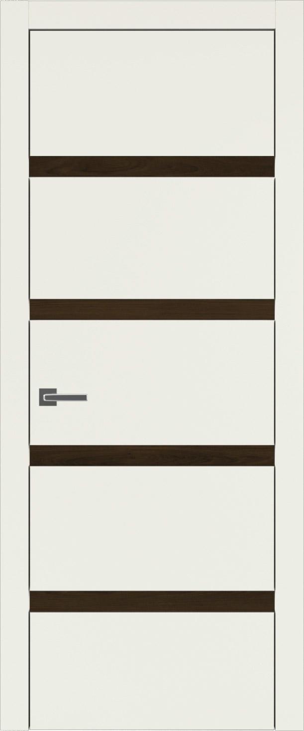 Tivoli Д-4 цвет - Жемчужная эмаль (RAL 1013) Без стекла (ДГ)