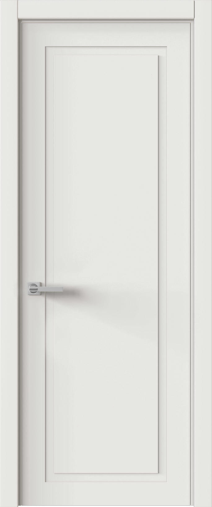 Tivoli Д-5 цвет - Белая эмаль (RAL 9003) Без стекла (ДГ)