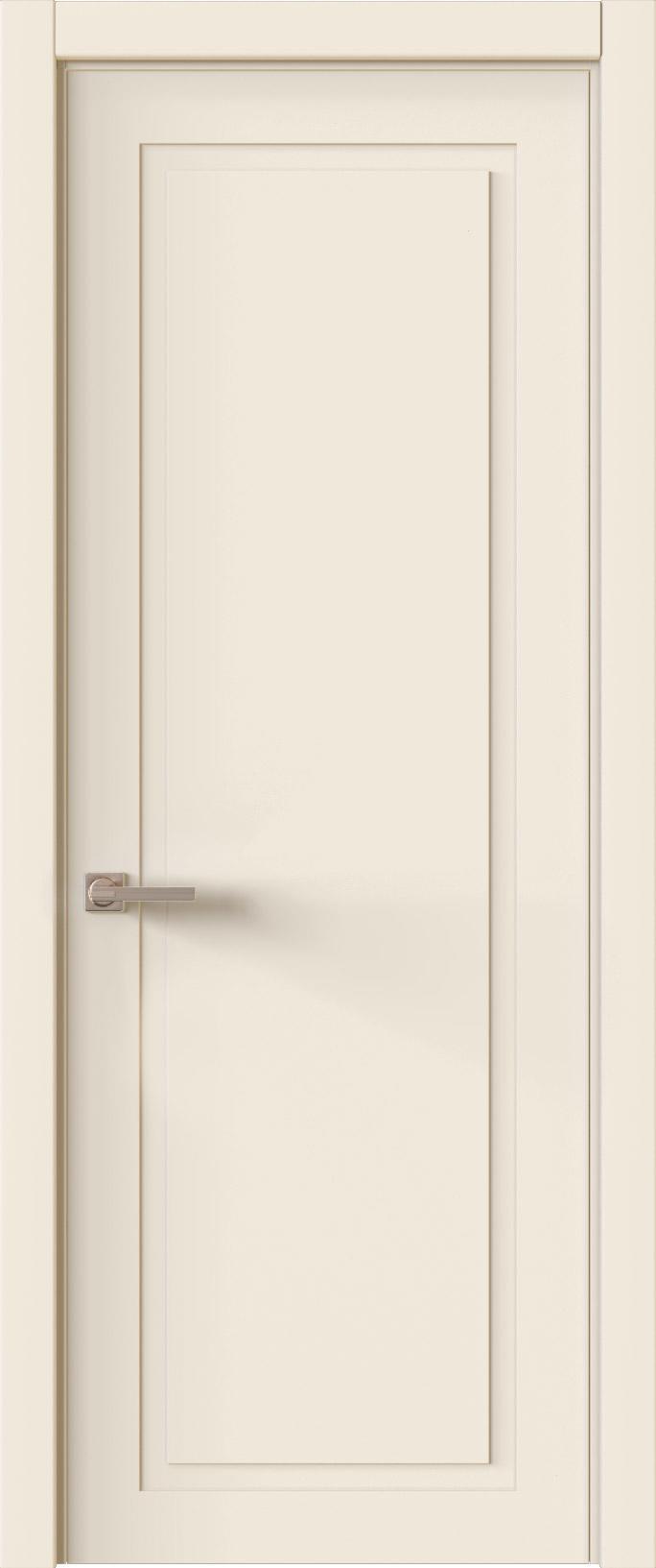 Tivoli Д-5 цвет - Бежевая эмаль (RAL 9010) Без стекла (ДГ)