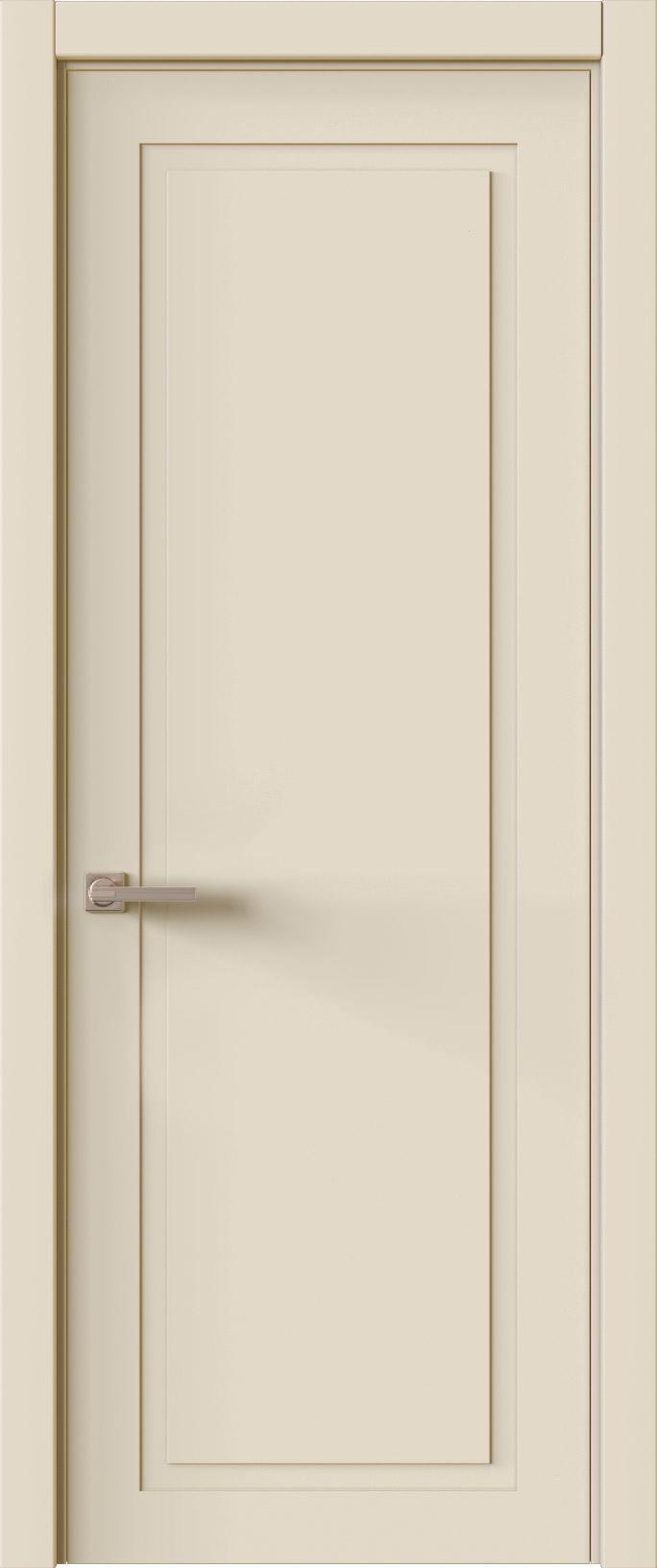 Tivoli Д-5 цвет - Жемчужная эмаль (RAL 1013) Без стекла (ДГ)